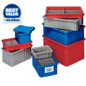 Stackable Plastic Grid Boxes