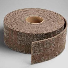 "3M™ Scotch-Brite™ Cut and Polish Roll 1"" x 10 YDS A MED  Grit Aluminum Oxide"