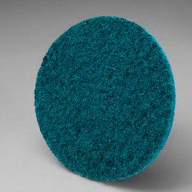 """3M™ Scotch-Brite™ Roloc™ Surface Conditioning Disc 3""""Dia TS Alum. Oxide VFN Grit - Pkg Qty 100"""