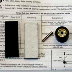 3M™ 30665 File Belt Arm #28373 Repair Kit, 1 Pkg Qty