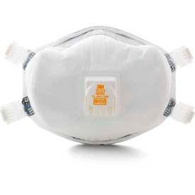 3M™ Particulate Respirator 8233, N100, 1 Each