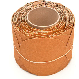 "3M™ Stikit™ Paper Disc Roll 363I 5"" X NH Aluminum Oxide 60 100 discs per roll"