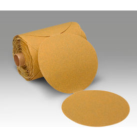 "3M™ Stikit™ Paper Disc Roll 363I 6"" X NH Aluminum Oxide P100 100 discs per roll - Pkg Qty 4"