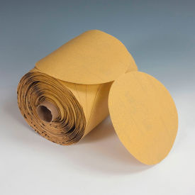 "3M™ Stikit™ Paper Disc Roll 210U 5"" X NH Aluminum Oxide P220 250 discs per roll - Pkg Qty 4"