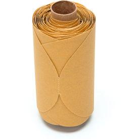 "3M™ Stikit™ Gold Disc Roll 5"" Dia. Aluminum Oxide P180 75 discs per roll"