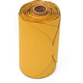 "3M™ Stikit™ Gold Disc Roll 6"" Dia. Aluminum Oxide P100 75 discs per roll"