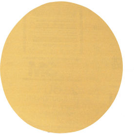 "3M™ Stikit™ Gold Film Disc Roll 6"" Dia. Aluminum Oxide P120 125 discs per roll"