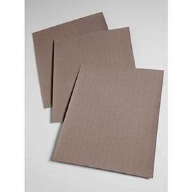 """3M™ Utility Cloth Sheet 211K 9"""" X 11"""" 320 Grit Aluminum Oxide - Pkg Qty 50"""