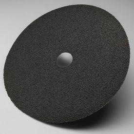 """3M™ Fiber Disc 501C 7"""" x 7/8"""" Alumina Zirconia 50 Grit  - Pkg Qty 100"""