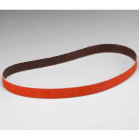 "3M™ Cloth Belt 777F 1/4"" X 24"" Ceramic 80 Grit - Pkg Qty 200"