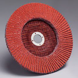 "3M™ Flap Disc 947D 4-1/2"" x 7/8"" T27 Ceramic 40 Grit"