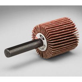 """3M™ Flap Wheel Type 83 244D  1"""" x 1"""" x 1/4"""" 120 Grit Aluminum Oxide - Pkg Qty 10"""