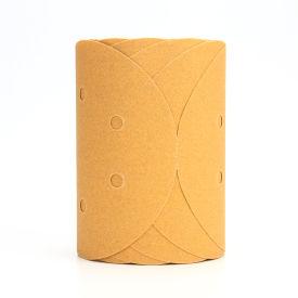 "3M™ Stikit™ Gold Disc Roll D/F 6"" Dia. Aluminum Oxide P100 125 discs per roll"