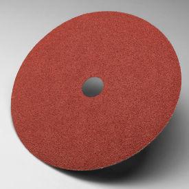 """3M™ Fiber Disc 381C 7"""" x 7/8"""" Aluminum Oxide 24 Grit  - Pkg Qty 25"""