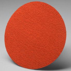 """3M™ Roloc™ Disc 785C 4"""" Diameter TR Ceramic 60 Grit - Pkg Qty 100"""
