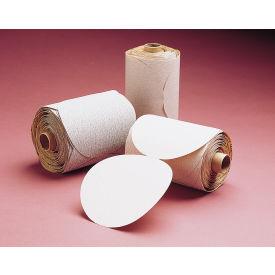 """3M™ NX PSA Paper D/F Disc Roll 6"""" X NH Aluminum Oxide P180 100 discs per roll - Pkg Qty 4"""