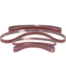 "3M Cloth Belt 241E 3/4"" X 18"" Aluminum Oxide 180 Grit Package Count 200 by"