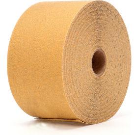 """3M™ Stikit™ Gold Sheet Roll 2-3/4"""" x 25 Yds. P80 Grit Aluminum Oxide"""
