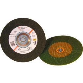 "3M™ Green Corps™ Depressed Center Wheel 36 7"" x 1/4"" x 7/8"" Ceramic 36 Grit - Pkg Qty 20"