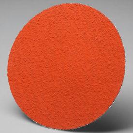"3M™ Roloc™ Disc 777F 3"" Diameter TR Ceramic 80 Grit - Pkg Qty 50"