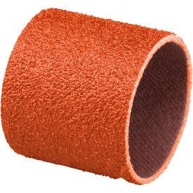 "3M™ Cloth Band 747D 1""Dia. X 1""W 80 Grit Ceramic - Pkg Qty 100"