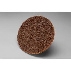 """3M™ Scotch-Brite™ Surface Conditioning Disc 4"""" x NH CRS Grit Aluminum Oxide - Pkg Qty 25"""