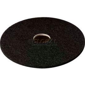 3M™ Black Stripper Pad 7200, 17 in, 5/case