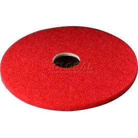 3M™ Red Buffer Pad 5100, 17 in, 5/case
