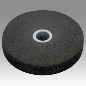 "3M™ Scotch-Brite™ EXL Unitized Wheel 4"" x 1/4"" x 1/4"" Silicon Carbide 2S FIN - Pkg Qty 20"