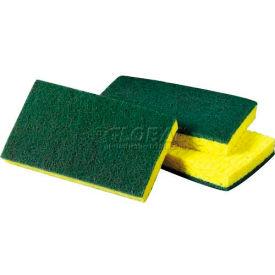 "3M™ Scotch-Brite™ Medium Duty Scrub Sponge 74, 6-1/10"" x 3-3/5"""