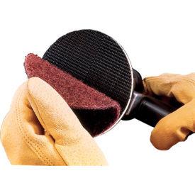 """3M™ Scotch-Brite™ Surface Conditioning Disc 4-1/2"""" x NH CRS Grit Aluminum Oxide Bulk - Pkg Qty 50"""