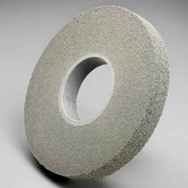 "3M™ Scotch-Brite™ EXL Deburring Wheel 8"" x 1/2"" x 3"" Silicon Carbide 9S FIN - Pkg Qty 4"