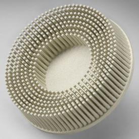 """3M™ Scotch-Brite™ Roloc™ Disc RD-ZB 3"""" x 5/8"""" Ceramic 120 Grit - Pkg Qty 40"""