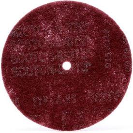 """3M™ Scotch-Brite™ High Strength Disc 8"""" x 1/2"""" Aluminum Oxide A VFN"""