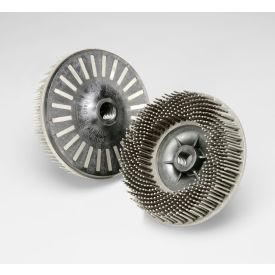 """3M™ Scotch-Brite™ Bristle Disc 4-1/2"""" x 5/8-11 Ceramic 120 Grit - Pkg Qty 5"""