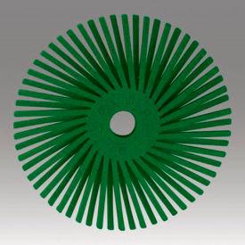 """3M™ Scotch-Brite™ Roloc™ Radial Bristle Disc 3 """" x NH Ceramic 50 Grit - Pkg Qty 40"""
