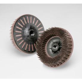 """3M™ Scotch-Brite™ Bristle Disc 4-1/2"""" x 5/8-11 Ceramic 36 Grit - Pkg Qty 5"""
