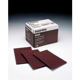 "3M™ Scotch-Brite™ Extra Duty Hand Pad 6444 6"" x 9"" Aluminum Oxide FIN Grit-60 Pads"