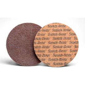 """3M™ Scotch-Brite™ AL Surface Conditioning Disc 5"""" x 7/8"""" CRS Grit Aluminum Oxide - Pkg Qty 50"""
