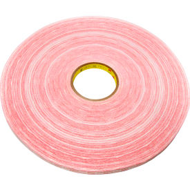 """3M™ 920XL Adhesive Transfer Tape Extended Liner 3/4"""" x 1000 Yds 1 Mil Translucent - Pkg Qty 9"""
