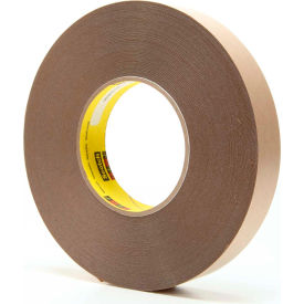 """3M™ 9425 Removable Repositionable Tape 1"""" x 72 Yds. 5.8 Mil Clear - Pkg Qty 9"""