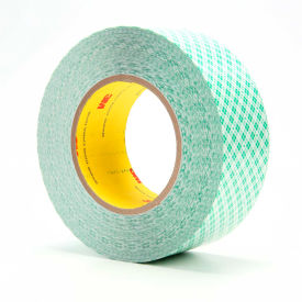 """3M™ 9579 Double Coated Tape 1/2"""" x 36 Yds. 9 Mil White - Pkg Qty 72"""