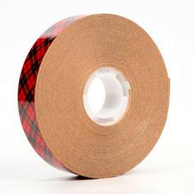 "3M™ Scotch® 924 ATG Adhesive Transfer Tape 3/4"" x 60 Yds. 2 Mil Clear - Pkg Qty 12"