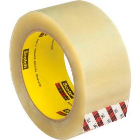 "3M® Scotch® 355 Carton Sealing Tape 2"" x 55 Yds. 3.5 Mil Clear - Pkg Qty 36"