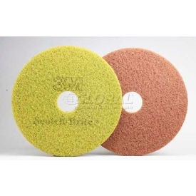 3M™ Scotch-Brite™ Sienna Diamond Floor Pad Plus, 27 in, 5/case, FN510081022