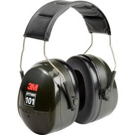 3M™ PELTOR™ Optime™ 101 Earmuffs, Over-The-Head, H7A 10, 10/Case