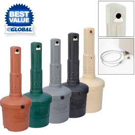 Outdoor Ashtrays Cigarette Disposal Free Standing