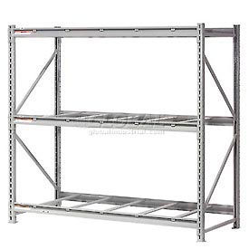 Global - Extra High Capacity Bulk Storage Rack Without Decking