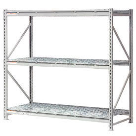 Global - Extra High Capacity Bulk Rack With Wire Deck