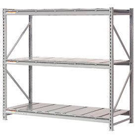 Global - Extra High Capacity Bulk Storage Rack With Steel Deck